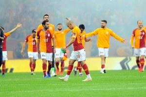 Galatasaray 22. şampiyonluğunu ilan etti