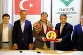 Hakan Çavuşoğlu'ndan Dağder'e ziyaret