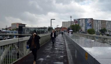 İstanbul 'da yağmur etkili olmaya başladı
