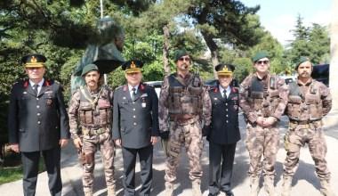 Jandarma Genel Komutanıdan Bursa çıkarması