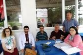 Sağlık ekipleri tansiyon konusunda vatandaşı uyardı