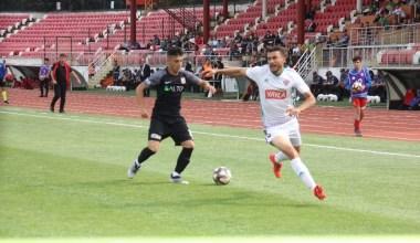 Spor Toto 1. Lig: Balıkesirspor Baltok: 0 – Hatayspor: 3