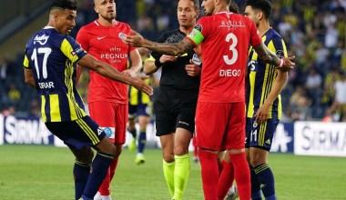 Spor Toto Süper Lig: Fenerbahçe: 3 – Antalyaspor: 1 (Maç sonucu)