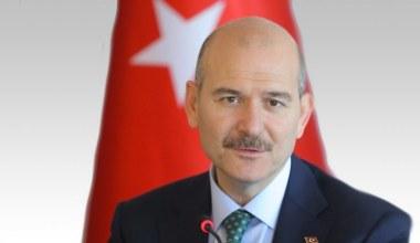 İçişleri Bakanı Soylu'nun helikopteri Gemlik'e acil iniş yaptı