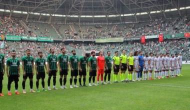 TFF 3. Lig Play-Off Yarı Final: Kocaelispor: 0 – Yeni Çorumspor: 3