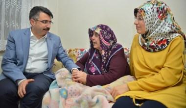 Yıldırım'da iftar sofrası kadın meclis üyelerinden