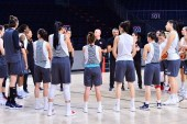 A Milli Kadın Basketbol Takımı hazırlıklarına devam etti