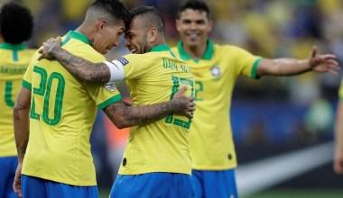 Brezilya'dan farklı galibiyet
