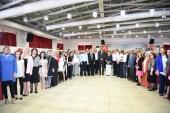 KAR-MEK yılsonu sergisi açıldı