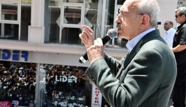 Kılıçdaroğlu CHP İstanbul İl Başkanlığının bayramlaşma programına katıldı