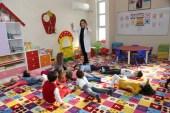 KO-MEK Çocuk Oyun Odaları'ndan bin 382 çocuk yararlandı