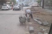 Körfez'de ekipler, onarım çalışmalarını sürdürüyor