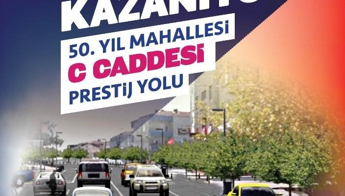 Sultangazi'de caddeler yenilenerek modern görünüme kavuşacak