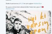 Trabzonspor'dan Eren Bülbül paylaşımı