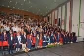 Genç doktorların gurur günü