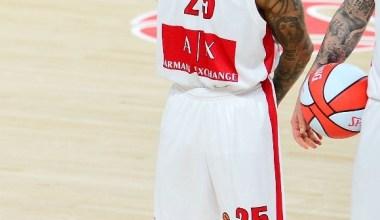 Jordan Theodore Beşiktaş'ta