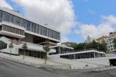 Kağıthane Kültür Merkezi Otoparkı Hizmete Açıldı