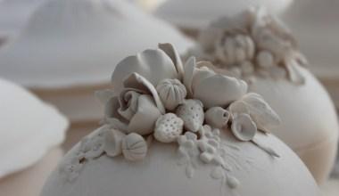 (Özel) Yıldız Çini ve Porselen Fabrikası'nda 128 yıldır üretim yapılıyor