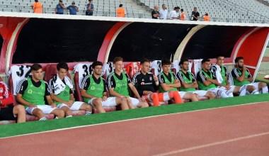 Beşiktaş'ta gençler göz doldurdu