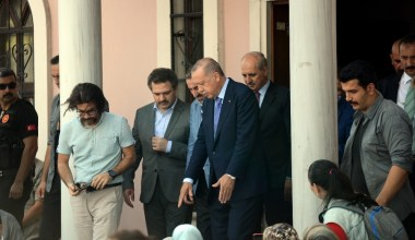 Cumhurbaşkanı Erdoğan, Şule Yüksel Şenler'in isminin yaşatılacağı müzeyi gezdi