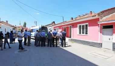 Komşularının merak ettiği vatandaş evinde ölü bulundu