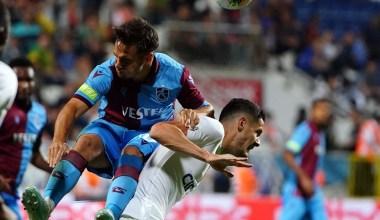 Süper Lig: Kasımpaşa: 1 – Trabzonspor: 1 (Maç sonucu)