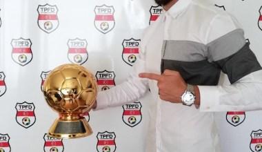 TPFD Altın Top Ödülleri sahiplerini buldu
