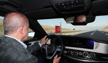 Türkiye'nin en büyük yatırımını açan Cumhurbaşkanı Erdoğan: