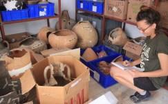 Antandros Antik Kenti kazılarına ara verildi