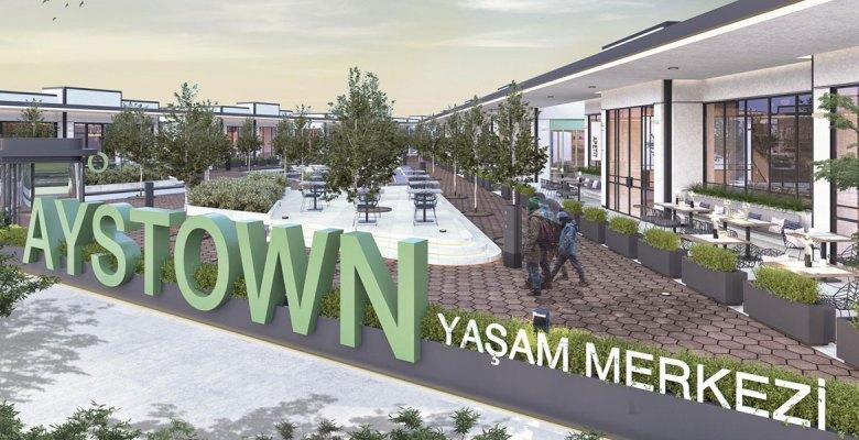 Şehrin Yeni Nesil Restoran AVM'si Açılışa Hazırlanıyor