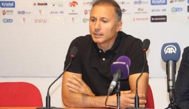 Balıkesirspor – Ümraniyespor maçının ardından