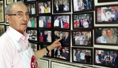 Bursa'nın simgesi, Dönerci Demir Amca hayatını kaybetti