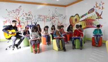 Çayırova'ya sanat akademisi geliyor