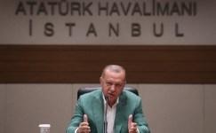 """Cumhurbaşkanı Erdoğan: """"BM Genel Kurul Başkanlığına Volkan Bozkır'ı aday gösterdik"""""""