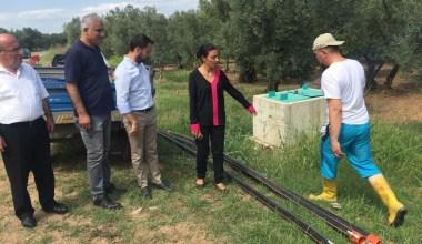 """""""DSİ'nin kanaletleri sürekli patlıyor, sulama kanalı çiftçiyi çileden çıkarıyor"""""""