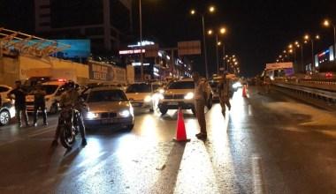 E5'te zincirleme trafik kazası: 4 yaralı