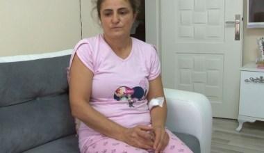 Eski eşinin bıçaklı saldırısına uğrayan kadın dehşet anlarını anlattı