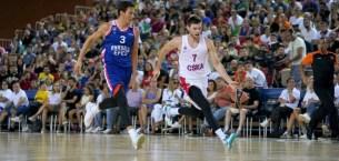 Gloria Cup Basketbol Şampiyonu CSKA Moskova
