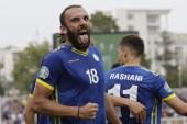 Kosova'da fırtınanın adı: Vedat Muriqi!