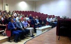 Lapseki Meslek Yüksekokulu Akademik Kurul Toplantısı yapıldı