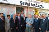 MHP Yenişehir İlçe Teşkilatı yeni binanın açılışında bir araya geldi