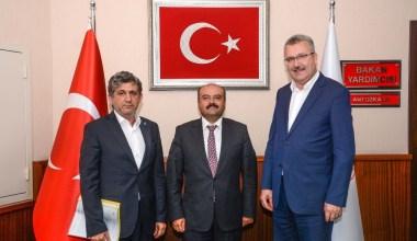 Özkan'dan Ankara çıkarması