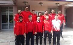 Serbest Güreş Milli Takımı, Kazakistan yolcusu