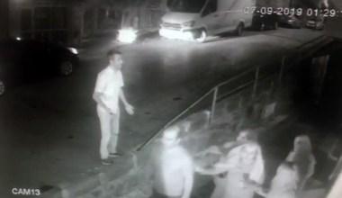 Sultangazi'de eski eşin bıçaklanması sonrası yaşananlar kameralarda