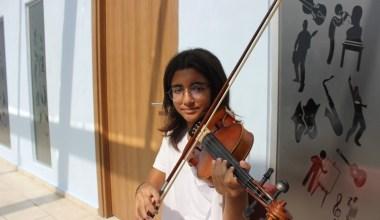 Sulukule Sanat Akademisi'nde öğrencilerin sınav heyecanı