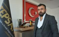 """TEPSAM Başkanı Yıldırım: """"Suriye'nin geleceği Suriye halkının elinde"""""""