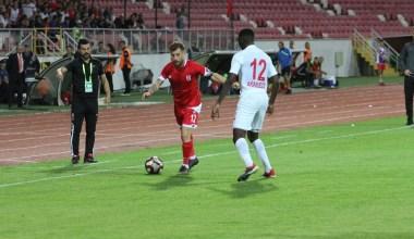 TFF 1. Lig: Balıkesirspor: 2 – Ümraniyespor: 0