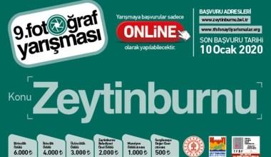 Zeytinburnu 9. Fotoğraf Yarışması'na başvurular başladı