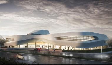 AFA Kültür ve Kongre Merkezi 2024'e kadar açılmış olacak