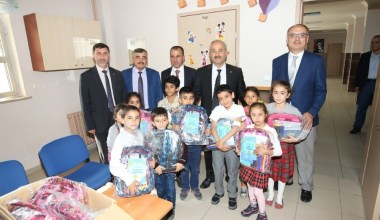 Başkan Büyükgöz'den eğitime destek